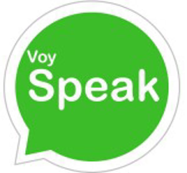 Franquicia Voy Speak